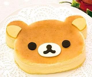 リラックマスフレチーズケーキ 誕生日ケーキ バースデーケーキ